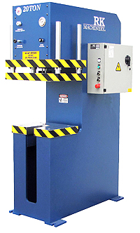 Hydraulic C Press Model 20 Ton